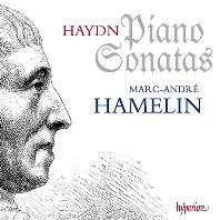 PIANO SONATAS/ MARC-ANDRE HAMELIN [하이든: 피아노 소나타 - 아믈랭]