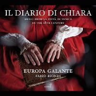 IL DIARIO DI CHIARA/ FABIO BIONDI [CD+DVD]