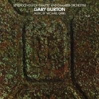 SEVEN SONGS FOR QUARTET AND CHAMBER ORCHESTRA: MUSIC BY MICHAEL GIBBS [ECM RE:SOLUTION]