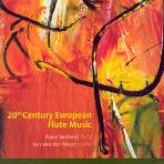 20TH CENTURY EUROPEAN FLUTE MUSIC/ KOOS VERHEUL