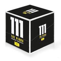 111 THE PIANO: LEGENDARY RECORDINGS [도이치 그라모폰 111 피아노] [한정반]