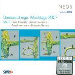 DONAUESCHINGER MUSIKTAGE 2007 VOL.2/ JOHANNES KALITZKE [SACD HYBRID] [2007 도나우에싱겐 음악제 2]