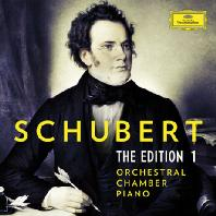 THE EDITION 1: ORCHESTRAL, CHAMBER, PIANO [슈베르트 에디션 1집: 관현악, 실내악, 피아노]