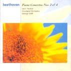 PIANO CONCERTOS NO2.4/ FLEISHER/ GEORGE SZELL