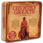 COUNTRY GREATS [틴케이스]