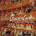 OUVERTUREN/ MUSIC FOR THE HAMBURG OPERA/ AKADEMIE FUR ALTE MUSIK BERLIN
