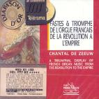 A TRIUMPHAL DISPLAY OF FRENCH ORGAN MUSIC FROM THE REVOLUTION TO THE  EMPIRE