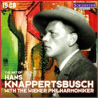THE ART OF HANS KNAPPERTSBUSCH WITH THE WIENER PHILHARMONIKER [한스 크나퍼츠부쉬의 예술 - 빈 필하모닉 오케스트라 편]