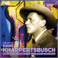 THE ART OF HANS KNAPPERTSBUSCH WITH THE MUNCHNER PHILHARMONIKER [한스 크나퍼츠부쉬의 예술 - 뮌헨 필하모닉 오케스트라 편]