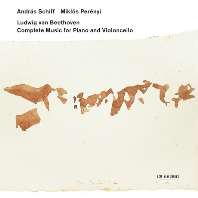 COMPLETE MUSIC FOR PIANO AND CELLO/ MIKLOS PERENYI, ANDRAS SCHIFF [SHM-CD] [베토벤: 첼로 소나타 전집 - 페레니, 쉬프]