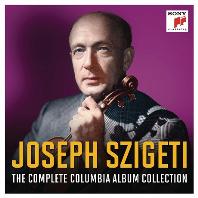 THE COMPLETE COLUMBIA ALBUM COLLECTION [요제프 시게티: 콜럼비아 앨범 컬렉션]