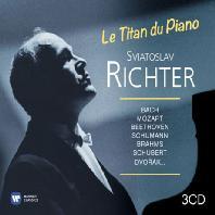 LE TITAN DU PIANO [스비아토슬라브 리히터: 피아노의 거인 - 탄생 100주년 기념 베스트]
