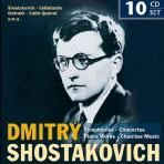 SYMPHONIES, CONCERTOS, PIANO WORKS, CHAMBER MUSIC [BOX SET]
