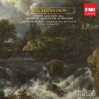 PIANO CONCERTO NO.2/ PHILIP FOWKE, YURI TEMIRKANOV [THE NATIONAL GALLERY]