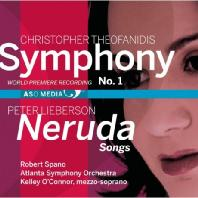 SYMPHONY NO.1 & NERUDA SONGS/ KELLY O`CONNOR, ROBERT SPANO