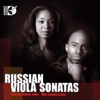 RUSSIAN VIOLA SONATAS/ ELIESHA NELSON, GLEN INANGA
