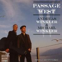 PASSAGE WEST/ ANDREAS WINKLER, MICHAEL WINKLER [아일랜드와 스코틀랜드의 발라드: 안드레아스 & 미하일 빙클러]