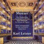 OPERA ARRANGEMENTS FOR TWO CLARINETS AND BASSET HORN/ KARL LEISTER