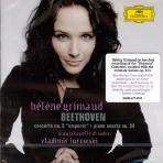 PIANO CONCERTO NO.5 & SONATA NO.28/ HELENE GRIMAUD
