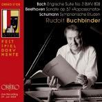ENGLISCHE SUITE NO.3 ETC/ RUDOLF BUCHBINDER