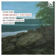 PIANO CONCERTO & LYRIC PIECES/ JAVIER PERIANES, SAKARI ORAMO [그리그: 피아노 협주곡, 서정 소품집]