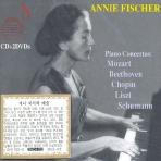 ANNIE FISCHER VOL.1 [2CD+DVD]