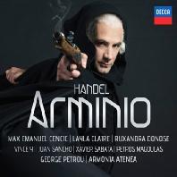 ARMINIO/ MAX EMANUEL CENCIC, GEORGE PETROU [헨델: 아르미니오]