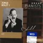 GREAT PIANISTS OF THE 20TH CENTURY 11/ BOLET