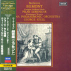 COMPLETE INCIDENTAL MUSIC TO GOETHE`S EGMONT [LP SLEEVE]