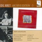 NEW LINE PIANO/ IDIL BIRET [ARCHIVE EDITION 3]