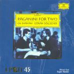 WORKS FOR VIOLIN AND GUITAR/ GIL SHAHAM, GORAN SOLLSCHER [LPCD45]