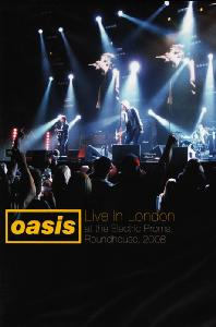 LIVE IN LONDON: AT THE ELECTRIC PROMS, ROUNDHOUSE, 2008