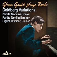 GOLDBERG VARIATIONS, PARTITAS 5 & 6, FUGUES/ GLENN GOULD [바흐: 골드베르크 변주곡, 파르티타, 푸가 - 글렌 굴드]