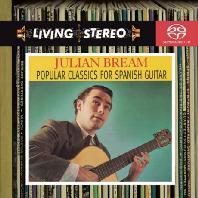 POPULAR CLASSICS FOR SPANISH [SACD HYBRID] [LIVING STEREO] [줄리언 브림: 유명 스페인 기타곡집]