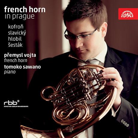 FRENCH HORN IN PRAGUE/ TOMOKOO SAWANO [프렘즐 보이타: 20세기 체코작곡가 호른 작품집]