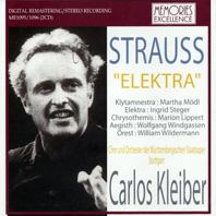 ELEKTRA/ CARLOS KLEIBER [R.슈트라우스: 엘렉트라]