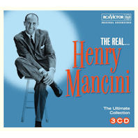 THE REAL...THE ULTIMATE HENRY MANCINI COLLECTION