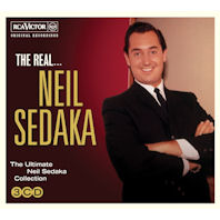 THE REAL...THE ULTIMATE NEIL SEDAKA COLLECTION