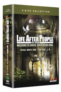 라이프 애프터 피플: 인류 멸망 그후 2집 [LIFE AFTER PEOPLE: WELCOM TO EARTH POPULATION ZERO]