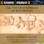 SYMPHONY NO.9/ LEONTYNE PRICE, CHARLES MUNCH [SONY ORIGINALS]