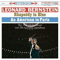RHAPSODY IN BLUE, AN AMERICAN IN PARIS & WEST SIDE STORY, WATERFRONT/ LEONARD BERNSTEIN [SONY ORIGINALS] [거쉬인: 랩소디 인 블루 & 번스타인: 웨스트사이드 스토리 - 레너드 번스타인]