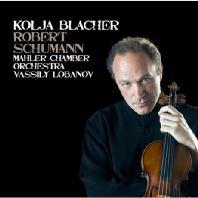VIOLIN CONCERTOS/ KOLJA BLACHER, VASSILY LOBANOV