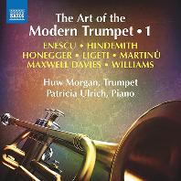THE ART OF THE MODERN TRUMPET 1/ PATRICIA ULRICH, HUW MORGAN [현대 트럼펫의 예술 1집 - 휴 모건]