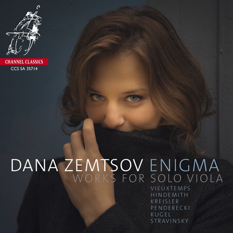 ENIGMA: WORKS FOR SOLO VIOLA [SACD HYBRID] [다나 쳄초프: 에니그마 - 무반주 비올라를 위한 작품들]