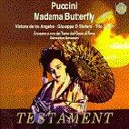 MADAMA BUTTERFLY/ DE LOS ANGELES/ GOBBI/ GAVAZZERI