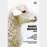 MESSIAH 1754/ HERVE NIQUET [헨델: 메시아 (1754년 버전) 전곡 - 에르베 니케]