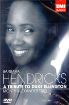BARBARA HENDRICKS/ A TRIBUTE TO DUKE ELLINGTON