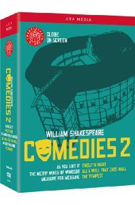 셰익스피어 글로브: 희극 2 박스세트 [WILLIAM SHAKESPEARE: THE GLOBE COLLECTION - COMEDIES 2]