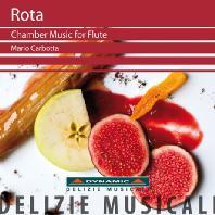CHAMBER MUSIC FOR FLUTE/ MARIO CARBOTTA