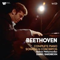 COMPLETE PIANO SONATAS & CONCERTOS/ DANIEL BARENBOIM [베토벤: 피아노 소나타, 협주곡 전집 - 다니엘 바렌보임]